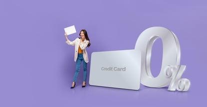 0 Percent Interest Credit Cards