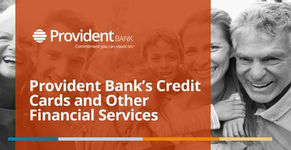 Provident Banks Credit Cards And Other Financial Services
