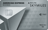 Delta SkyMiles® Platinum Business American Express Card Review