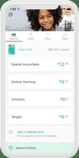 Greenlight App Screenshot