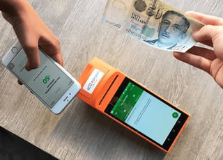 Photo of SOCASH user experience