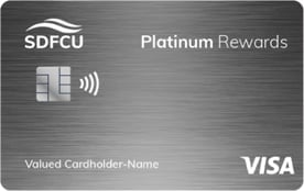 Savings Secured Platinum Rewards Credit Card
