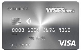 WSFS Cash Back Visa Card