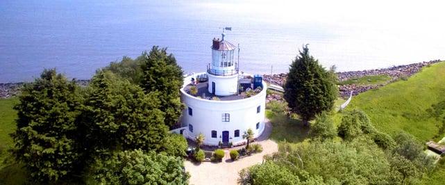 Photo of West Usk Lighthouse