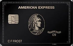 American Express® Centurion® Credit Card
