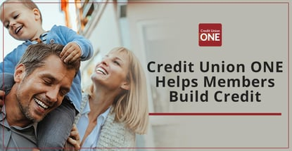 Credit Union One Helps Members Build Credit