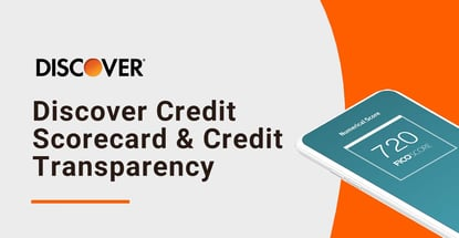 Discover Credit Scorecard And Credit Transparency