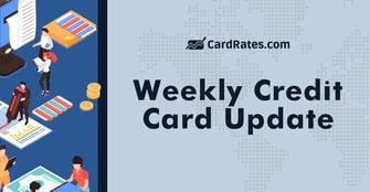 CardRates.com Weekly Credit Card Update — September 17, 2021