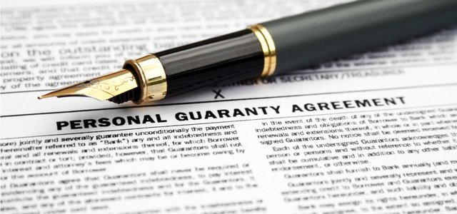 Personal Guarantee Agreement