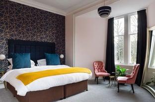 Saorsa 1875 Hotel Room