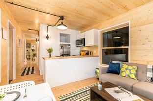 Rent the Backyard ADU Interior