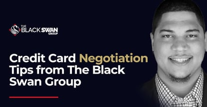 Credit Card Negotiation Tips From The Black Swan Group