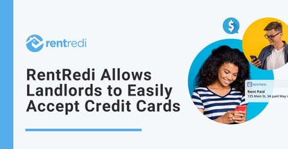 Rentredi Allows Landlords To Easily Accept Credit Cards