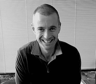 Photo of NestEgg Founder and CEO Eachan Fletcher