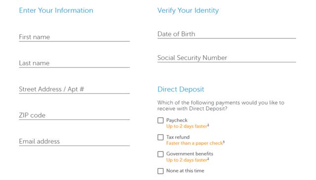 PayPal Mastercard Application