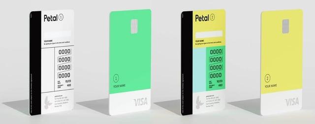 Petal Credit Cards
