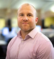Photo of Independent Age Director of Services Simon Hewett-Avison