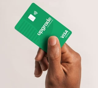 Photo of Upgrade Visa card