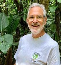 Photo of Finca Luna Nueva Co-Founder Thomas Newmark