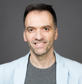 Photo of Zelf Founder and CEO Elliot Goykhman
