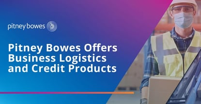 Pitney Bowes Offers Business Logistics And Credit Products