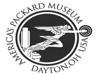 America's Packard Museum Logo
