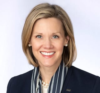 Photo of UMB Bank President of Consumer Banking Abby Wendel