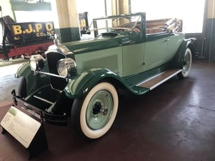 A Packard Automobile