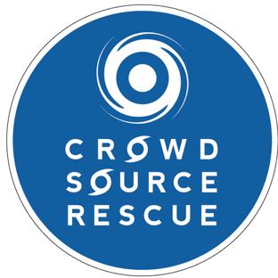 CrowdSource Rescue Logo