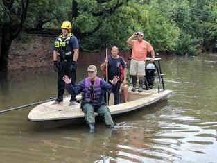 CrowdSource Rescue Responders