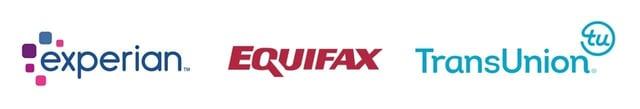 Credit Bureau Logos