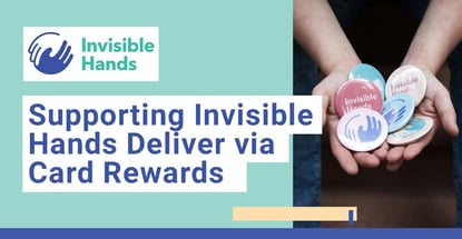 Supporting Invisible Hands Deliver Via Card Rewards