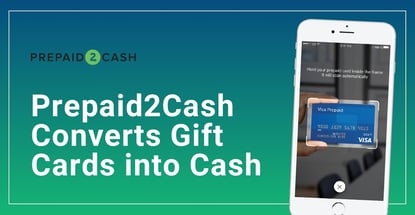 Prepaid2cash Converts Gift Cards Into Cash