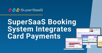 Supersaas Booking System Integrates Card Payments