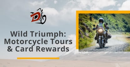 Wild Triumph Motorcycle Tours And Card Rewards