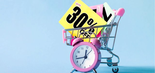 Shopping Cart With Sales Discounts