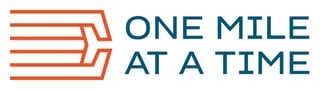 One Mile at a Time logo