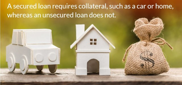Unsecured vs Secured Loans