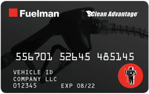 Fuelman Clean Advantage Card
