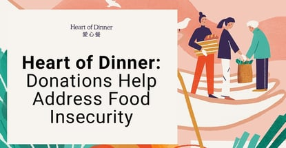 Heart Of Dinner Helps Address Food Insecurity