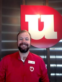 Photo of Ian Marlette, UW Credit Union Branch Manager