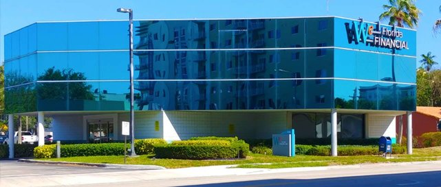 Photo of a We Florida Financial branch