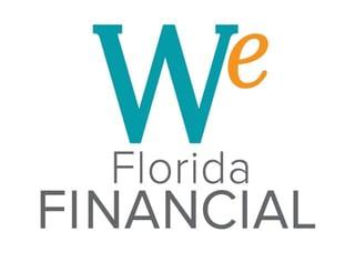 We Florida Financial logo