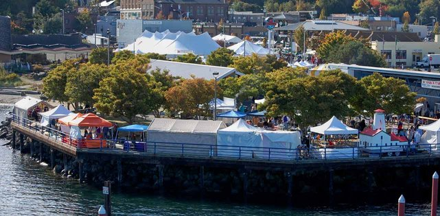 Photo of the Dungeness Crab & Seafood Festival