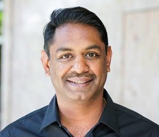 Photo of Earnin CEO Ram Palaniappan