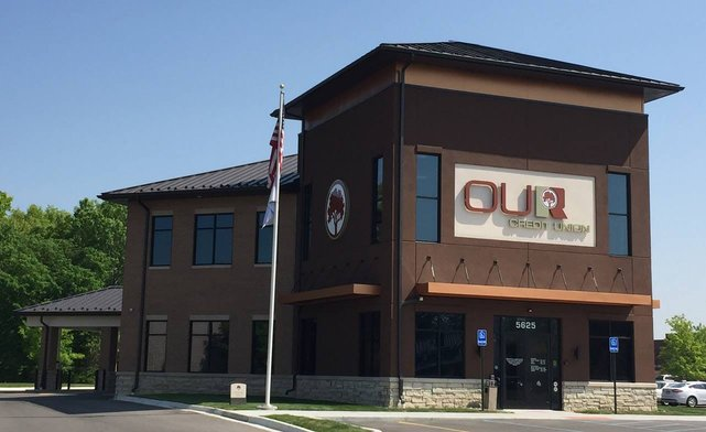 Photo of OUR Credit Union branch