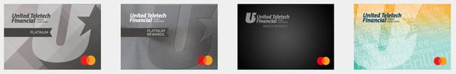 Image of United Teletech Financial Federal Credit Union's Credit Card Suite