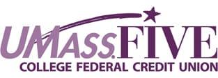 UMassFive College Federal Credit Union Logo