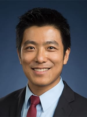 Photo of Andrew Wu, Co-Director of the Michigan Ross FinTech Initiative.