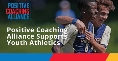 Positive Coaching Alliance Supports Youth Athletics